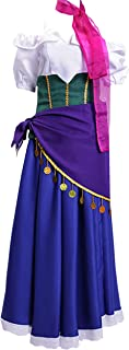 Best esmeralda hunchback of notre dame costume Reviews