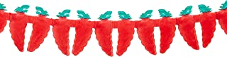 Chili Pepper Garland Party Accessory (1 count) (1/Pkg)