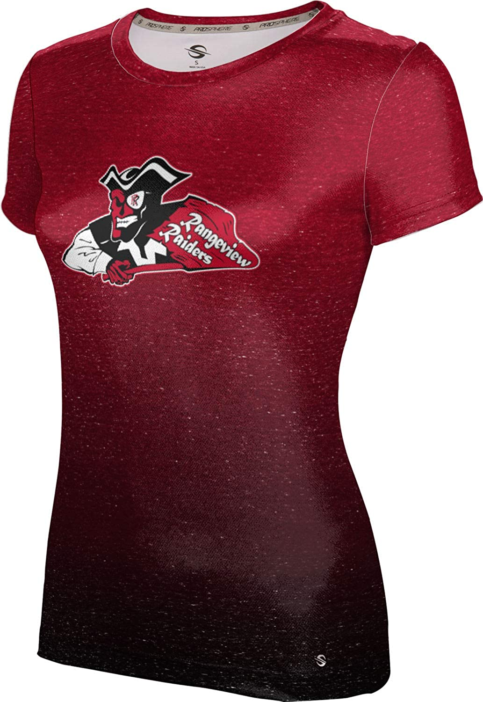 ProSphere Rangeview High School Girls' Performance T-Shirt (Ombre)