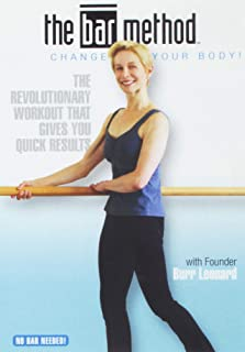 The Bar Method:  Change Your Body