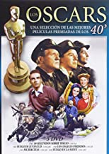 The Oscars 40' Collection Set Thirty Seconds Over Tokyo / National Velvet / The Search / Little Women / Battleground 30 Seconds Over Tokyo NON-USA FORMAT, PAL, Reg.0 Spain