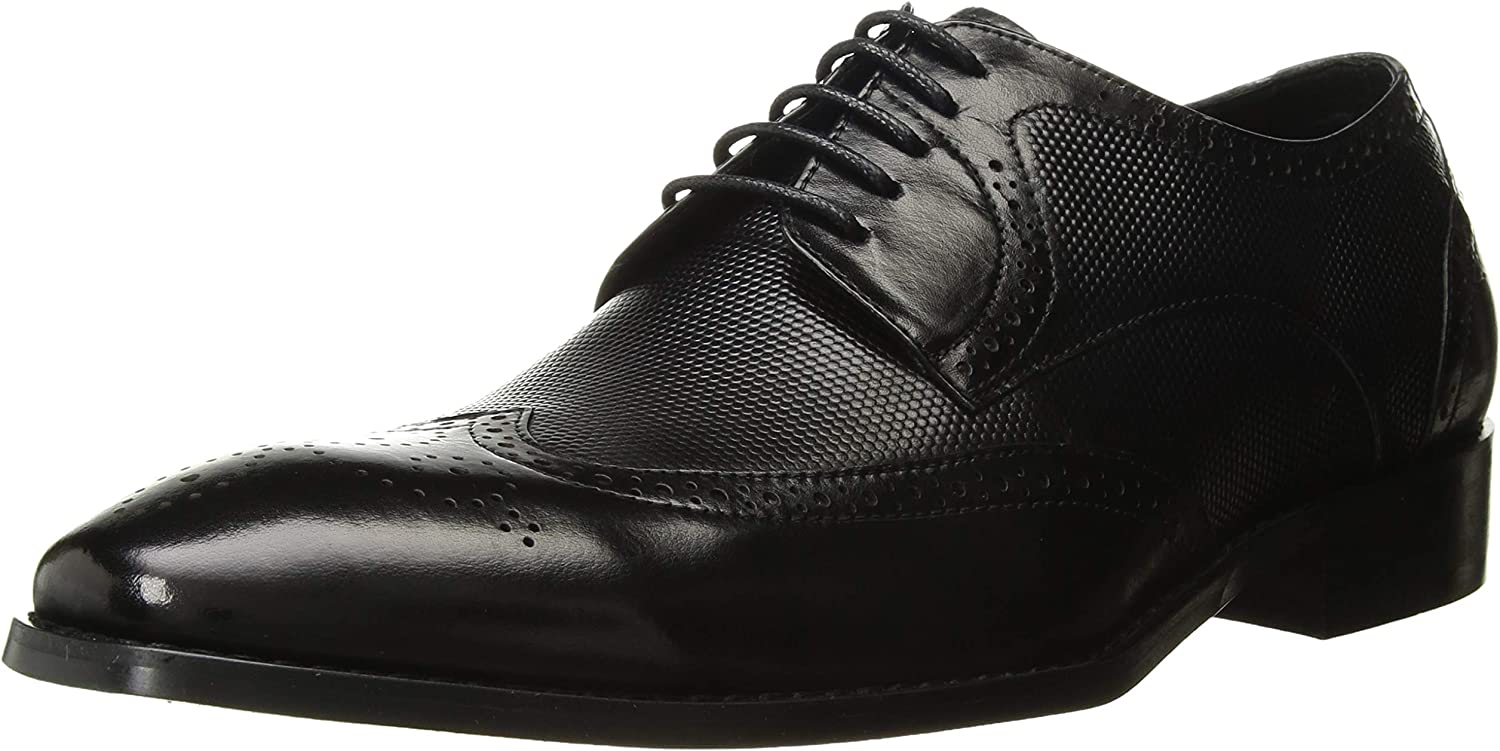 Stacy Stacy Stacy Adams herr Lindell Wingpit Lace -up Oxford  spara upp till 50%