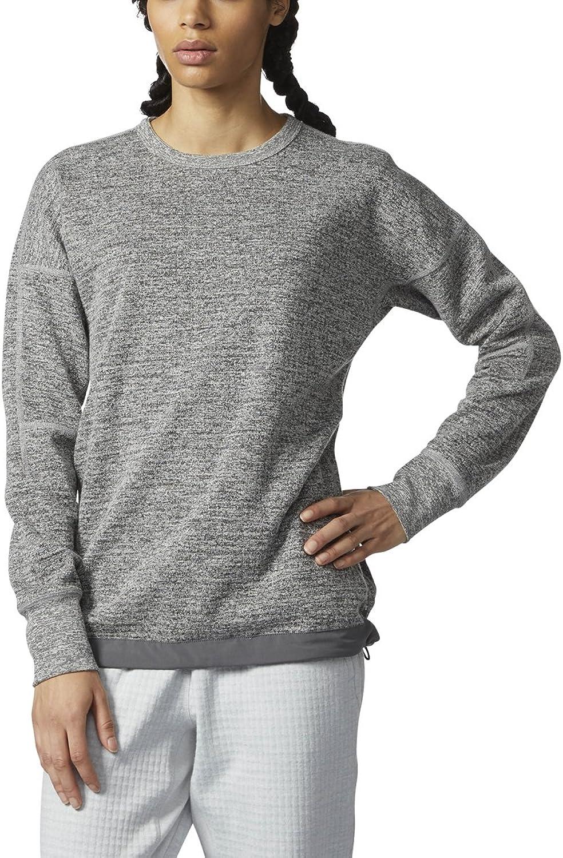 Adidas Women's Athletics Athletics x Reigning Champ Crewneck Sweatshirt (XL, RCCHAR)