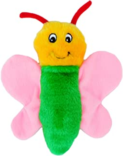 ZippyPaws Crinkles Squeaky Plush Dog Toy, Small