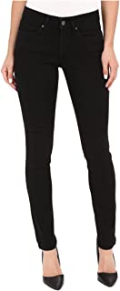 Women's 711 Skinny Jeans, Soft Black, 33 (US 16) R