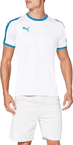 TALLA S. PUMA Liga Jersey Camiseta Hombre