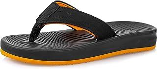 Sponsored Ad - KRABOR Boys Girls Flip Flops,Kids Comfort Thong Slide Sandals for Beach (Toddler/Little Kid/Big Kid)