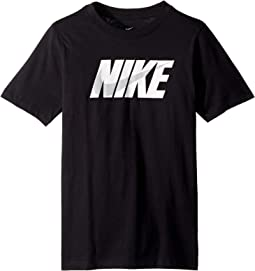 NSW Swoosh Block T-Shirt (Little Kids/Big Kids)