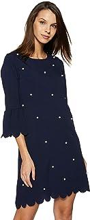 FabAlley Women's Shift Mini Dress