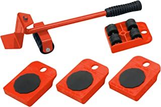 Meister Furniture Moving Roller Set 419900, 5 Pieces