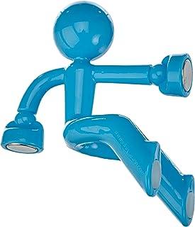 Luckies Pete Porte-clés mural Bleu
