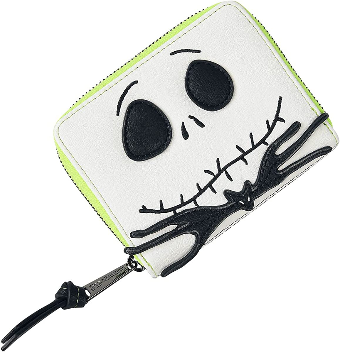 Loungefly Nightmare Before Christmas Industry No. 1 All items free shipping Wallet Jack Skellington