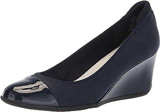 حذاء تايت ويدج بامب للسيدات من آن كلاين