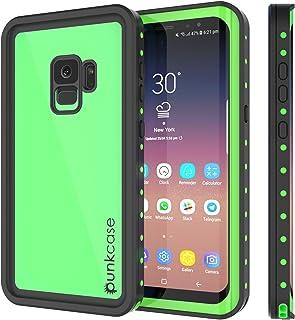 PunkCase Galaxy S9 Waterproof Case, [Studstar Series] [Slim Fit] [Ip68 Certified] [Shockproof] [Dirtproof] [Snowproof] Arm...