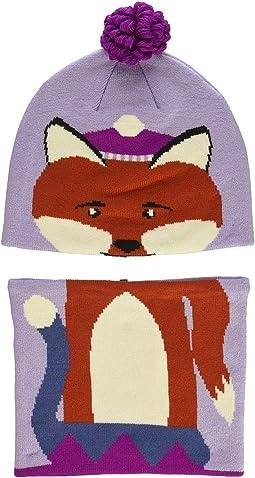 Soft Violet Fox