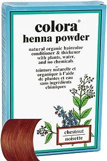 COLORA HENNA Henna Chestnut, 60 GR