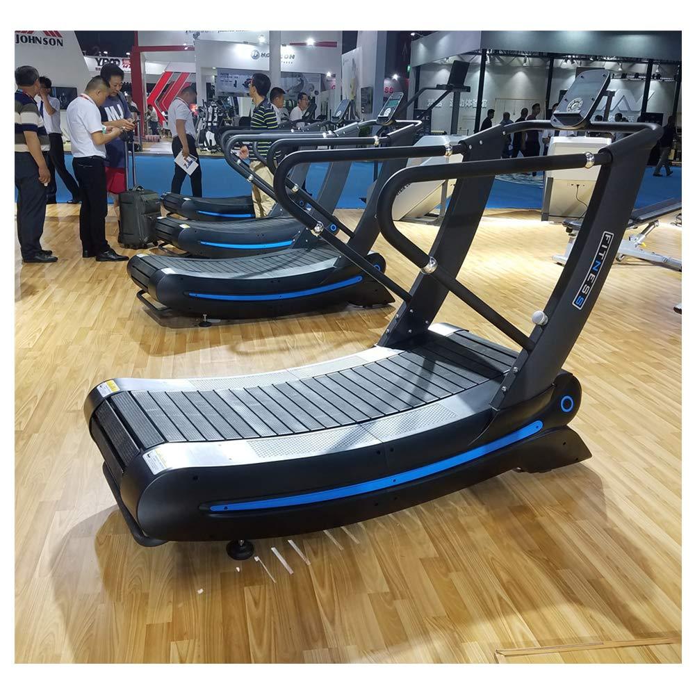 TZ 3000C Curved Treadmill Fitness