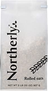 Northerly Farms Rolled Oats ~ Your purchase helps For The Grainer Good® Feed The World. Hearty Healthy Delicious Easy Roll...