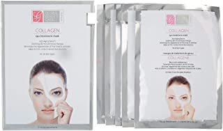 Best Global Beauty Care Collagen Spa Anti Aging Treatment Mask For All Skin Pack of 5 Review