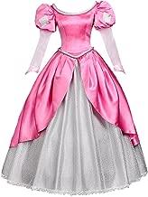 Angelaicos Womens Princess Dress Lolita Layered Party Costume Ball Gown