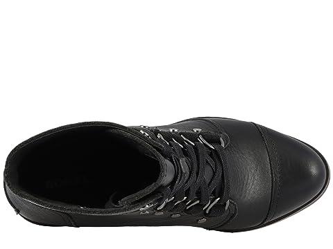 En Dentelle Fleur Sorel Hours Leatherquarry Full After Après Sorel Pleine Les Grain Leatherquarry Daim Lace Suede Noire Heures Black q7aZqrHw