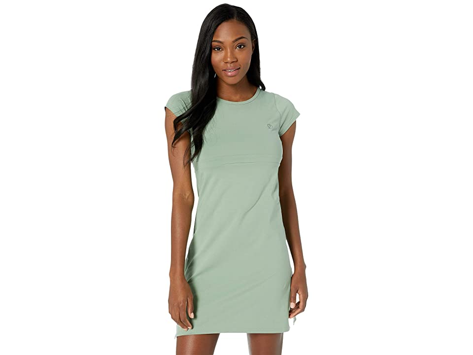 Fjallraven High Coast Dress (Sage Green) Women