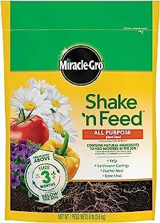 Miracle-Gro در دسترس 3002010 لرزش Sh N 'همه گیاهان رهاسازی مداوم هدف ، 8 پوند