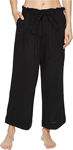 Commando Cotton Voile Crop Pants CV102