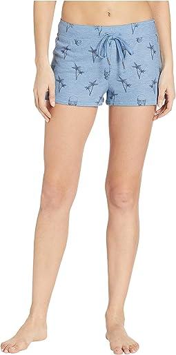 Peachy Party Shorts