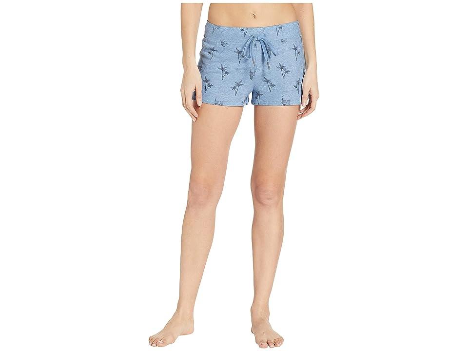 P.J. Salvage Peachy Party Shorts (Denim) Women