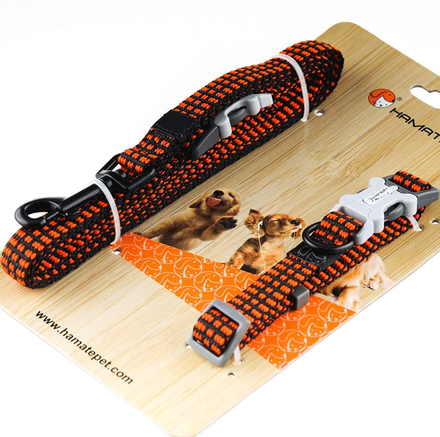 colorful Dog Leash,Small and Medium Dog Leash,Durable and Comfortable Dog Leash (color   C, Size   M)
