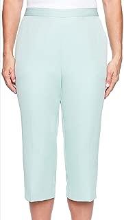 Womens Daydreamer Pull On Casual Capri Pants