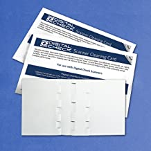 check scanner cleaning card series 212