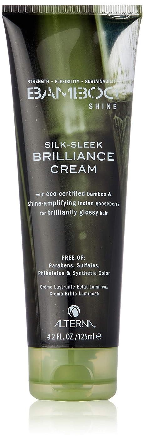 コモランマ無効にする回転Bamboo Shine Silk-Sleek Shine Brilliance Cream