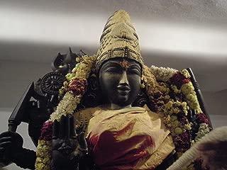 Sri Kaleshwar Publishing Photo: Penukonda Durga Portrait (Medium Size)