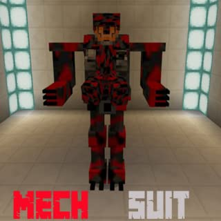 Mech Suit For MCPE
