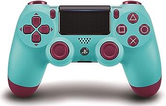 Sony 262414 Draadloze Dualshock 4 V2 Controleur Voor Ps4, Bessenblauw (Ps4)