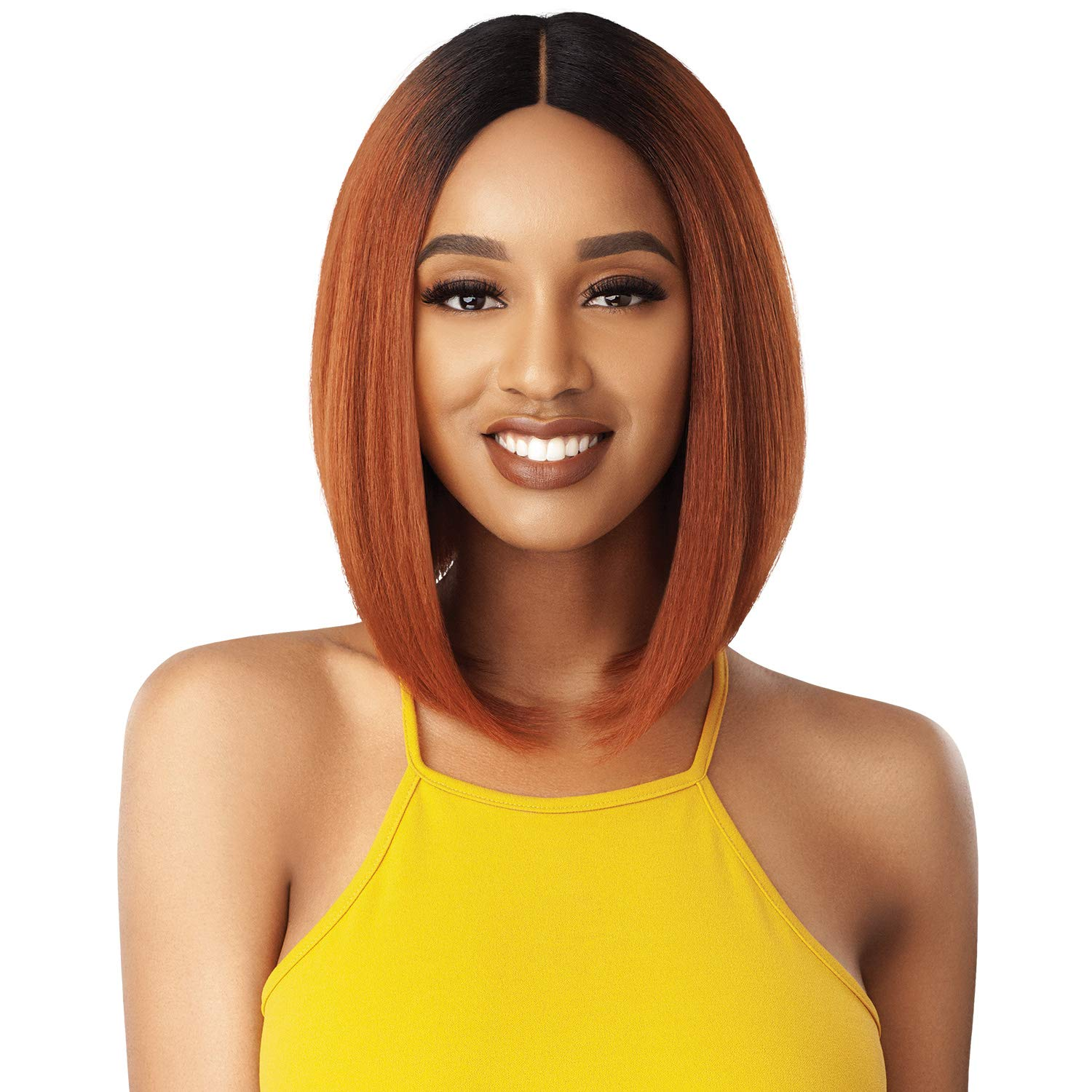 Al sold out. Outre Lace Front Clearance SALE Limited time Wig The Hand-Tied Daily Part PIPER