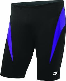 Arena Boys ' Borax Jr RaceポリエステルSplice Jammer Swimsuit