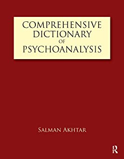 Comprehensive Dictionary of Psychoanalysis