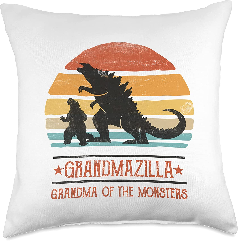 Max 54% Purchase OFF All Monsters Gifts Co. Grandmazilla of Grandma Women Ha