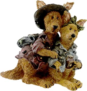 Boyds Bears Joey And Alice Outback Retired 2432