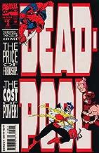 DEADPOOL #2, (The Circle Chase Round 2), September 1993 (VOLUME 1)