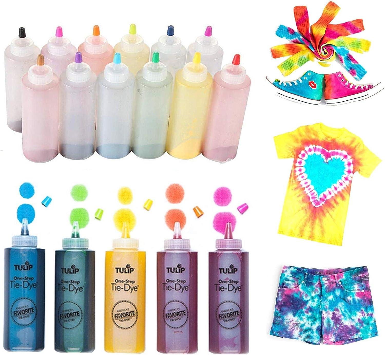 Tulip One-Step Tie-Dye Kit Tie Translated DIY Fun Rainbow N Tucson Mall