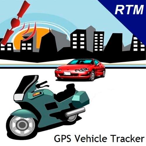 GPS Vehicle Tracker RTM