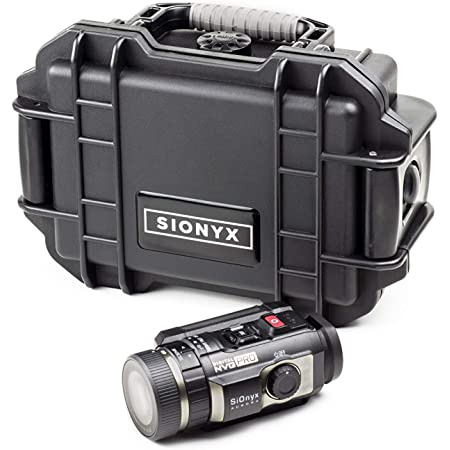 SiOnyx Aurora PRO Night Vision Sports and Action Camera – Includes Manufacturer Accessories: 2X NP-50 1100mAh Battery, USB Cable, Neck Lanyard, microSD Card (32GB) & Hard Case with Foam Title