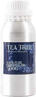 Mystic Moments Ätherisches Teebaumöl - 500g - 100% rein