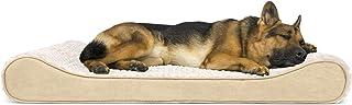 تختخواب سگ Furhaven Pet | تشک ارتوپدی ارگونومیک Luxe Lounger Cradle تشک پت w / پوشش قابل جابجایی برای سگ ها و گربه ها - موجود در رنگ ها و سبک های مختلف