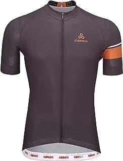 X Large BNWT. Mens Black Cycling Jersey
