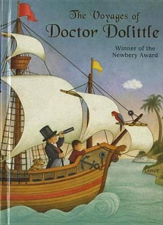 本気バースト戦闘The Voyages of Doctor Dolittle (Annotated) (English Edition)